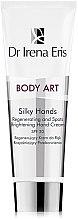 Parfumuri și produse cosmetice Cremă de mâini - Dr Irena Eris Body Art Silky Hands