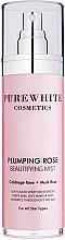 Parfumuri și produse cosmetice Spray hidratant pentru față - Pure White Cosmetics Plumping Rose Beautifying Mist