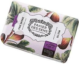 Parfumuri și produse cosmetice Săpun - Panier Des Sens Extra Gentle Natural Soap with Shea Butter Wild Fig