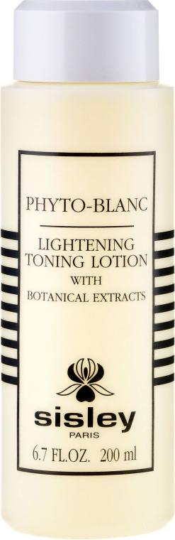 Loțiune pentru față - Sisley Phyto-Blanc Lightening Toning Lotion — Imagine N2