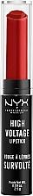 Parfumuri și produse cosmetice Ruj de buze - NYX Professional Makeup High Voltage Lipstick