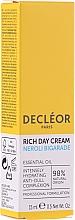 Parfumuri și produse cosmetice Cremă de zi pentru față - Decleor Neroli Bigarade Rich Day Cream Travel Size
