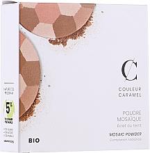 """Parfumuri și produse cosmetice Pudră de față """"Mozaic"""" - Couleur Caramel Mosaic Powder"""