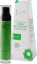 Parfumuri și produse cosmetice Cremă cu efect de netezire pentru față - Senelle Smoothing Face Cream
