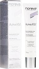 Parfumuri și produse cosmetice Emulsie pentru față - Noreva Laboratoires Alpha KM Emulsion De Jour
