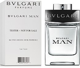 Bvlgari Man - Apă de toaletă (tester) — Imagine N2