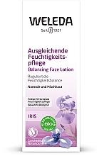 Cremă hidratantă de față - Weleda Iris Feuchtigkeitscreme — Imagine N2