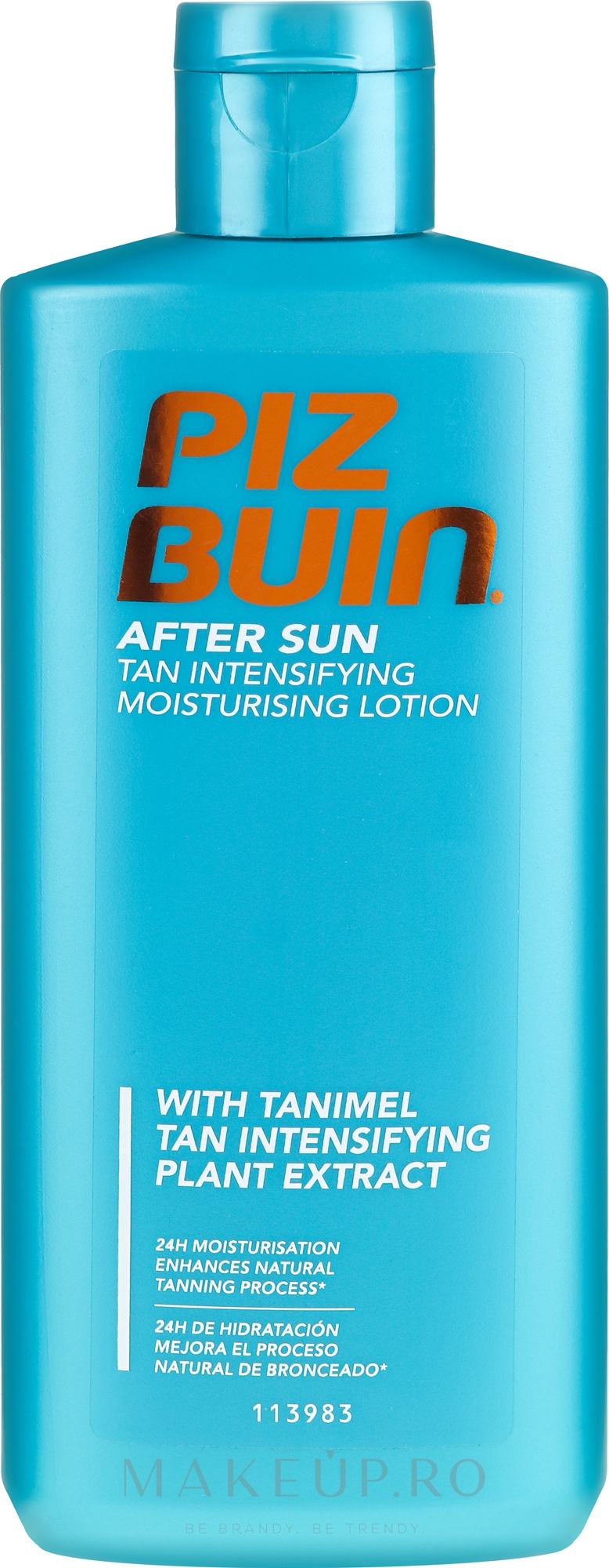 Loțiune după bronz - Piz Buin After Sun Moisturizing Lotion — Imagine 200 ml