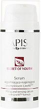 Parfumuri și produse cosmetice Ser pentru umplerea ridurilor și întărirea țesuturilor pielii - APIS Professional Secret Of Youth Filling And Tensing Serum