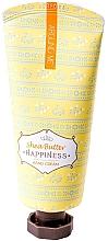 Parfumuri și produse cosmetice Cremă cu unt de shea pentru mâini - Welcos Around Me Happiness Hand Cream Shea Butter