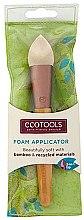 Parfumuri și produse cosmetice Aplicator-burete pentru fond de ten - EcoTools Foam Applicator