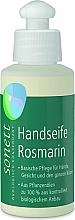 """Parfumuri și produse cosmetice Săpun lichid pentru mâini și corp """"Rozmarin"""" - Sonett Soap"""