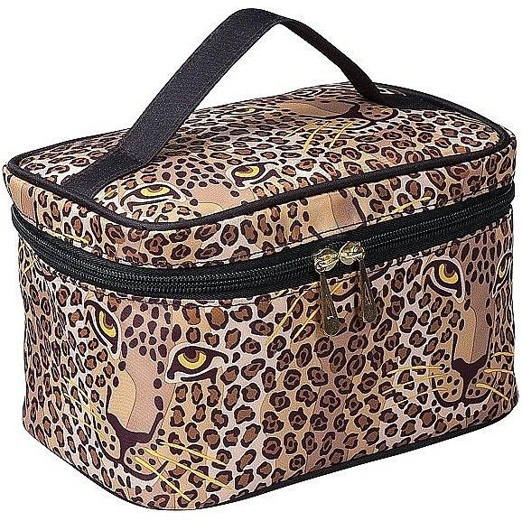 """Trusă cosmetică """"Leopard"""", 98529 - Top Choice — Imagine N1"""