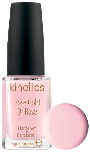 Întăritor pentru unghii - Kinetics Rose Gold Hardener