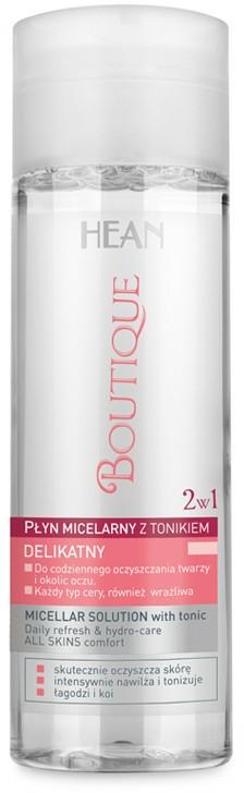 Lichid micelar tonifiant 2 în 1 - Hean Boutique Micellar Solution With Tonic — Imagine N1