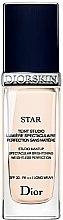 Parfumuri și produse cosmetice Fond de ten pentru față cu efectul iluminator - Dior Diorskin Diorskin Star