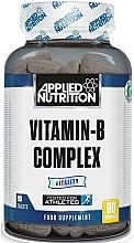 Parfumuri și produse cosmetice Complex de vitamina B - Applied Nutrition Vitamin B Complex