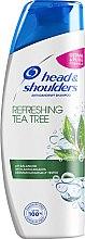 """Parfumuri și produse cosmetice Șampon anti-mătreață """"Arbore de ceai"""" - Head & Shoulders Tea Tree Shampoo"""