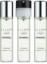 Chanel Allure Homme Sport Cologne - Koln (+ 2 rezerve) — Imagine N2