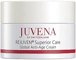 Parfumuri și produse cosmetice Cremă anti-îmbătrânire pentru față - Juvena Rejuven Men Global Anti-Age Cream