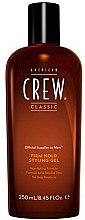 Parfumuri și produse cosmetice Gel cu fixare puternică - American Crew Classic Firm Hold Gel