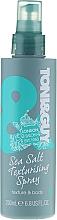 Parfumuri și produse cosmetice Spray de păr - Toni & Guy Casual Sea Salt Texturising Spray
