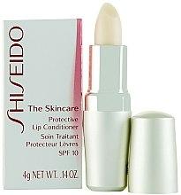 Balsam cu protecție de buze - Shiseido The Skincare Protective Lip Conditioner SPF 10 — Imagine N1