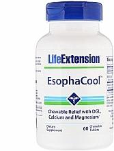 "Parfumuri și produse cosmetice Vitamine ""Calciu și magneziu"" - Life Extension EsophaCool"