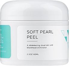Parfumuri și produse cosmetice Peeling fin de perle pentru față - Ofra Soft Pearl Peel