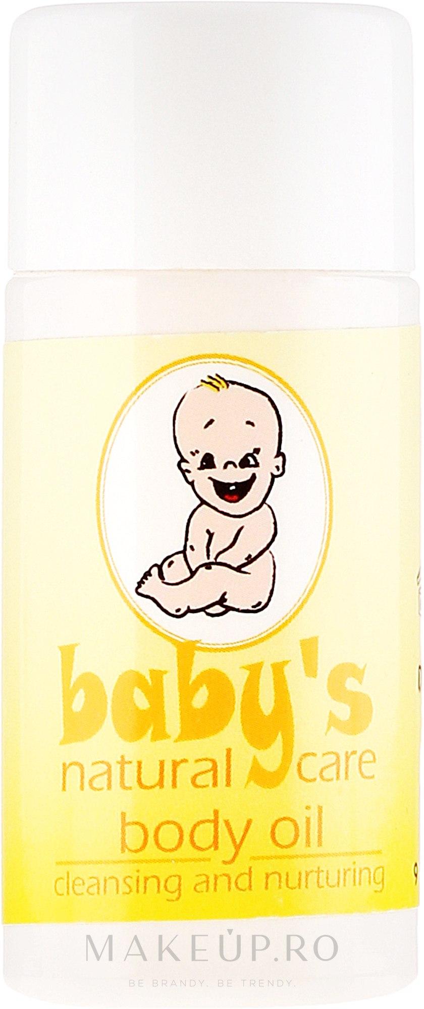 Ulei de corp pentru copii - Styx Naturcosmetic Baby's Natural Care — Imagine 30 ml