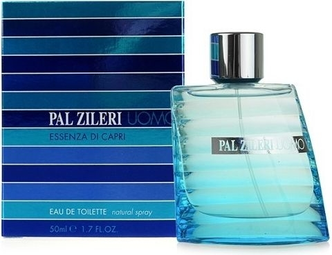 Pal Zileri Uomo Essenza di Capri - Apă de toaletă — Imagine N2