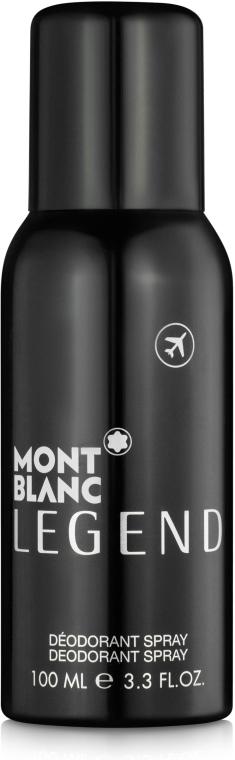 Montblanc Legend - Deodorant — Imagine N1