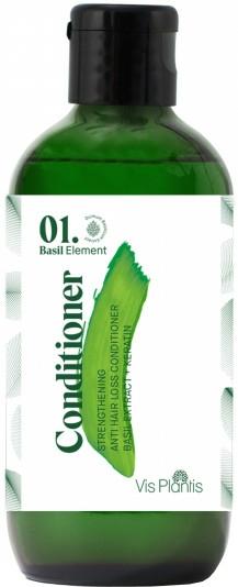 Balsam pentru întărirea firului de păr - _Element Basil Strengthening Anti-Hair Loss Conditioner (mini) — Imagine N1
