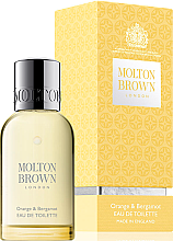 Parfumuri și produse cosmetice Molton Brown Orange & Bergamot - Apă de toaletă