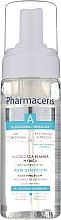 Parfumuri și produse cosmetice Spumă demachiantă ten sensibil - Pharmaceris A Puri Sensilium Soothing Foam