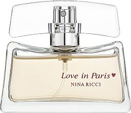 Parfumuri și produse cosmetice Nina Ricci Love in Paris - Apă de parfum