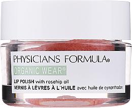 Parfumuri și produse cosmetice Scrub pentru buze - Physicians Formula Organic Wear Organic Rose Oil Lip Polish Rose