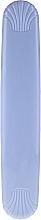 Parfumuri și produse cosmetice Casetă pentru periuța de dinți 9333, gri-albastru - Donegal