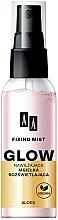 Parfumuri și produse cosmetice Fixator de machiaj - AA Fixing Mist Glow