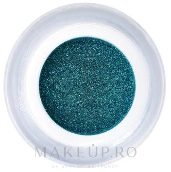 Pigment pentru pleoape - Hean HD Loose Pigments — Imagine 01 - Aquamarine