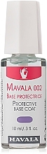 Parfumuri și produse cosmetice Lac de bază Mavela 002 - Mavala Double Action Treatment Base