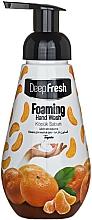 """Parfumuri și produse cosmetice Spumă de curățare pentru mâini """"Mandarină"""" - Aksan Deep Fresh Foaming Hand Wash Tangerine"""