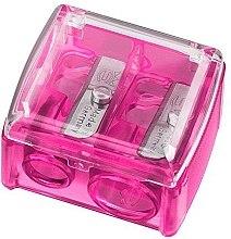 Parfumuri și produse cosmetice Ascuțitoare dublă pentru creioane, coral - Essence Sharpener