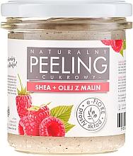 Parfumuri și produse cosmetice Peeling cu extract de zmeură pentru corp - E-Fiore Raspberry Body Peeling