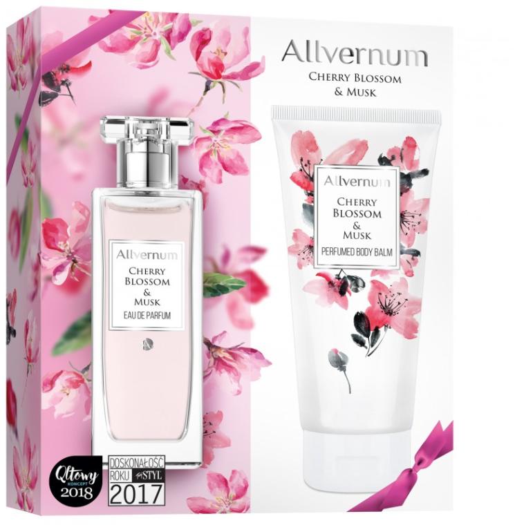 Allvernum Allverne Cherry Blossom & Musk - Set (edp/50ml + b/lot/200ml)