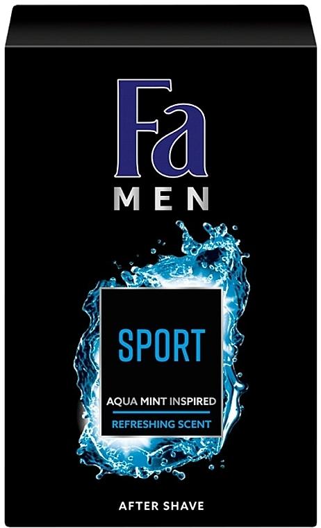 Set - Fa Men Sport (sh/gel/250ml + deo/150ml+water/100ml) — Imagine N3