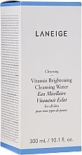 Parfumuri și produse cosmetice Apă micelară pentru toate tipurile de piele - Laneige Vitamin Brightening Cleansing Water
