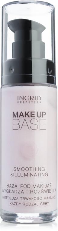 Bază de machiaj iluminatoare - Ingrid Cosmetics Make Up Base
