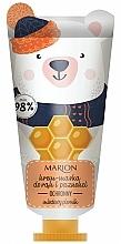 Parfumuri și produse cosmetice Cremă de mâini - Marion Funny Animals Hand Cream Mask