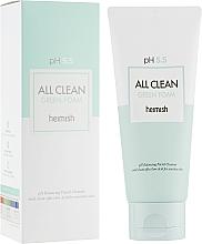 Parfumuri și produse cosmetice Spumă de curățare pentru față - Heimish All Clean Green Foam pH 5.5